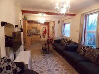 2 bed ground floor flat with garden in wealdstone