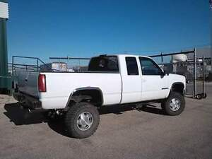 1998 GMC C/K 1500 White Pickup Truck