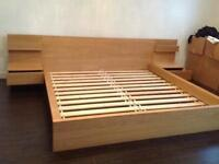 Ikea Bed With Side Tables