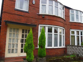 5 Bedroom Student House, 214 School Grove,Manchester M20