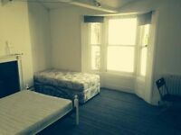SB Lets are delighted to offer a double room to rent in a shared accommodation in centre Brighton