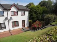 3 bedroom semi-detached house to rent Church Road,Giffnock,Glasgow,G46