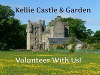 Kellie Castle Volunteer Garden Assistant