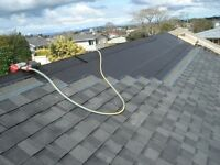 Need roof re shingled? or just repaired? NO JOB TOO SMALL!