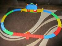 Golden bear Thomas Tank Engine track and more