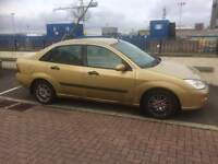 2 ford focus for braking