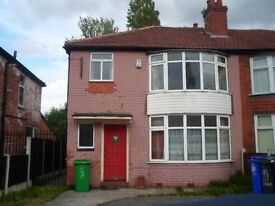 4 Bedroom Student House 21 Lathum Road, Manchester,M20