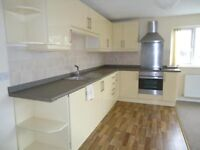 Two bed roomed Flat - first floor - Village location