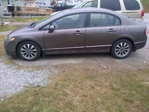 2010 honda civic 133000 km