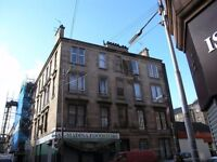 Unfurnished 2 Bed Ground Floor Flat to Let within Govanhill Area - Allison Street
