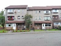 Unfurnished 2 Bed 2nd Floor Flat to Let within Easterhouse - 95 Denmilne Street