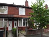 Two double bed terraced house for rent Didsbury