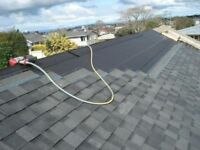 Roofing.  Reasonably priced!
