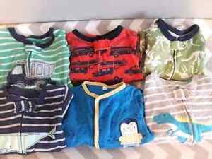 Carters Footed 12month sleepers