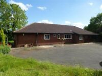BEAUTIFUL 4 BEDROOM DETACHED BUNGALOW IN EDINGLEY – WITH PADDOCK