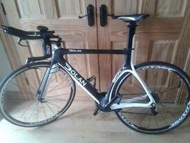 Dolan Scala TT/Triathlon Carbon Bike Rival 22.