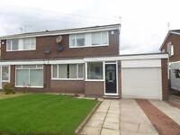 3 bedroom house in Druridge Crescent, Blyth, Northumberland, NE24
