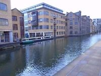 BEAUTIFUL EN-SUITE ROOM - CANAL VIEWS CLOSE BY. 5 MINS WALK KINGS X