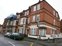 1 Bed Studio Flat, Wiverton Road, Forest Fields, Nottingham, NG7 6NT.