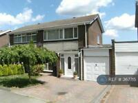 3 bedroom house in Canterbury Road, Durham, DH1 (3 bed)