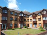 WATER & SEWERAGE BILLS INCLUDED-UNFURNISHED 1 BED 2ND FLOOR FLAT WITH PARKING IN SPRINGBOURNE