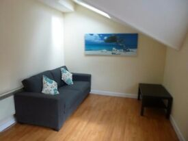2 Bedroom Apartment on Burley Lodge Road in Hyde Park! Available: 09/11/17! £575 PER CALENDAR MONTH!