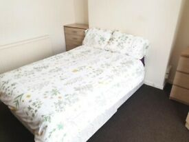 Large Double Rooms All Bills Included Donald Street Close to Cardiff City Centre