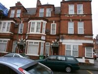 1 Bed Studio flat, Wiverton Road Forest Fields, Nottingham, NG7 6NT