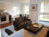 Modern amazing large bedroom apartament with luxury bathroom, balcony and gym Highbury N7