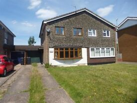 3 BEDROOM HOUSE IN DUDLEY*MANY SCHOOLS NEAR BY*