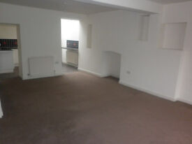 3 Bedroom Property Available for Rent, Open Plan Lounge Penrhiwceiber, Mountain Ash