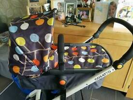 Cossato Giggle 3 Travel System
