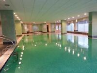 3 Bed Furnished Flat (CITY CENTRE - NG1) in Litmus Building: FREE INTERNET/SWIMMING POOL/PARKING/GYM