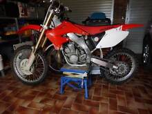 cr250 2005r Frenchville Rockhampton City Preview