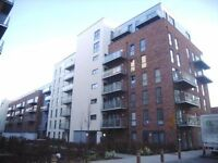 Barking/Dagenham RM8. Light, Spacious & Modern 1 Bed Furnished Flat with Balcony in New Build