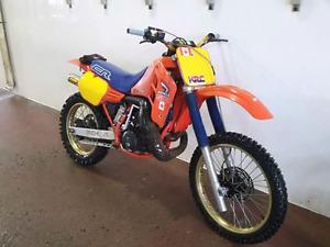 1986 CR500R
