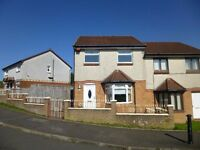 3 bed semi-detached Coatbridge