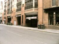 Car Parking Space For Rent In Glasgow Merchant City