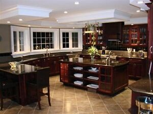 SOLID WOOD KITCHENS READY TO GO