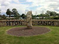 Seton Sands Haven - Edinburgh - 3 bed caravan - Sleeps 6 - From £180