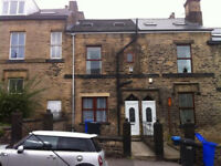 Large 6 BEDROOMED student house available - all large rooms. Near uni. AVAILABLE 07/07/18 - BOOK NOW