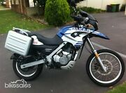 BMW Motorbike Miranda Sutherland Area Preview