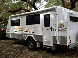 2012 Jayco Discovery Outback  Pop Top Off Road Bangor Sutherland Area Preview