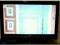 32'' lcd toshiba tv