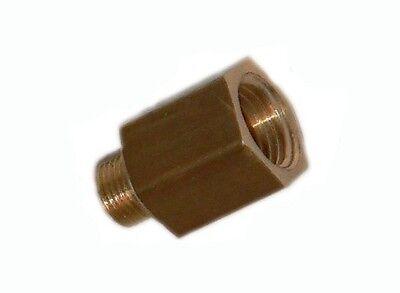 Reduziernippel / Reduzier- Adapter G1/4 innen auf G1/8 außen