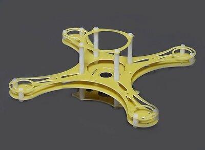 Micro GFK Quadrocopter Rahmen 24,5cm Quadcopter Frame Mini online kaufen