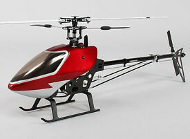 HK450GT 6 Channel Radio Controlled Helicopter Kit