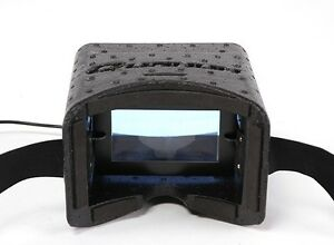 Quanum DIY FPV Goggle Set with Monitor rc