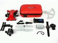 Quanum FollowMe Action Camera Drone 4k camera