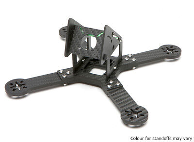 RC Shendrones Krieger 200 Racing Drone (Bent Kit)